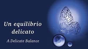 equilibrio delicato
