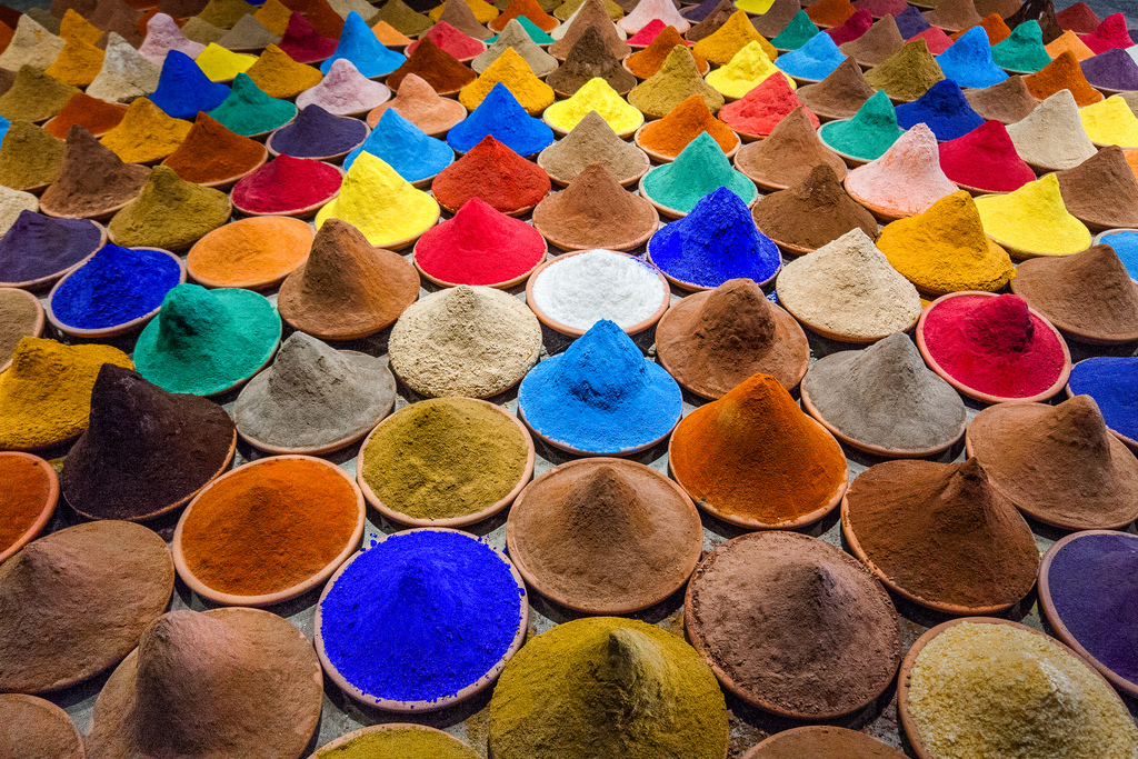 Colour Mapping – Interpretazione dei colori: Serata di presentazione